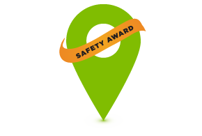 SkyHop Safety Award